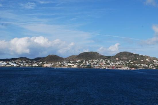 Basseterre, St. Kitts: St Kitts
