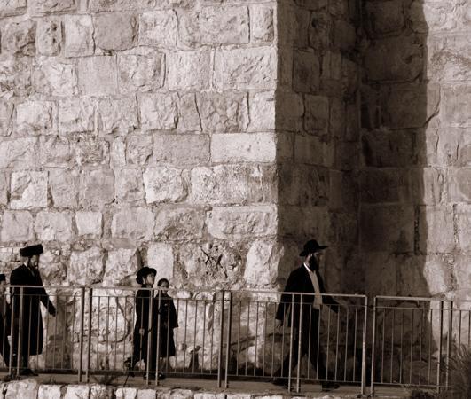 Izrael: Shabbat