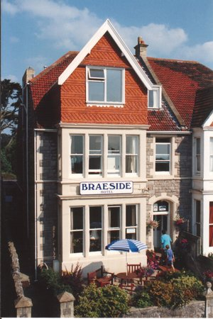 Braeside hotel updated 2019 prices b b reviews and - Hotels weston super mare with swimming pool ...