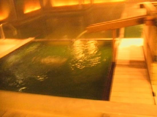 Naruko Hotel: お風呂