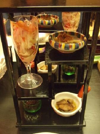 Naruko Hotel: 夕食