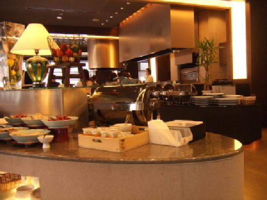 Naruko Hotel: 朝食会場