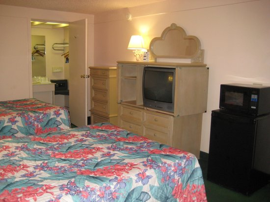 Knights Inn Maingate Kissimmee/Orlando: Double Room