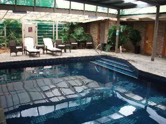 Hahndorf Motor Lodge: Pool area