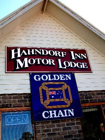Hahndorf Motor Lodge: Front of house