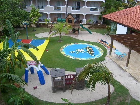 Dreams Palm Beach Punta Cana Explorers Kids Club