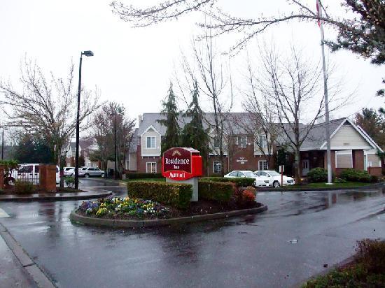 Residence Inn Portland Hillsboro: Entrance