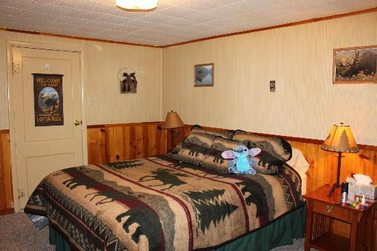 Yellowstone Wildlife Cabins: Awesome Decor