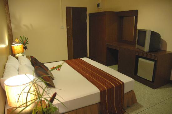 Deluxe room at D'Ma hotel