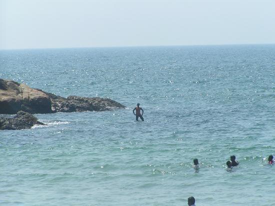 St Bhavan Homestay: Kovalam beach photo