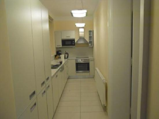 Residence Karolina - Prague City Apartments: Kitchen
