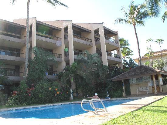 Hale Mahina Beach Resort Lahaina Hi
