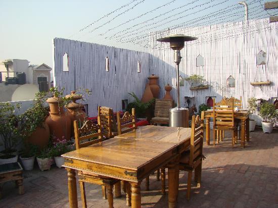 Shanti Home: The Roof Terrace