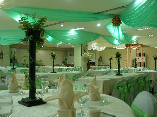 Demiren Hotel and Restaurant: function room