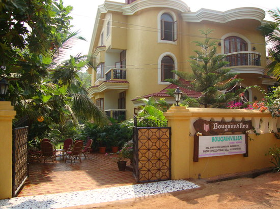 Bougainvillea guest house goa candolim hotel reviews photos rate comparison tripadvisor for Guest house in goa with swimming pool