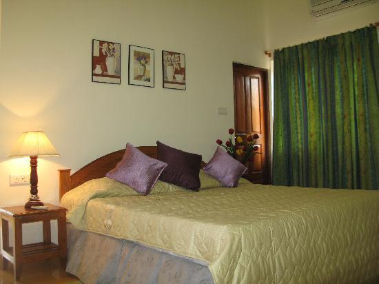 Bougainvillea Guest House Goa: Penthouse