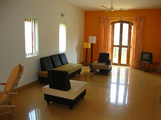 Bougainvillea Guest House Goa : Hall