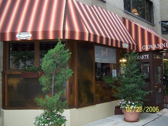 Giovanni Venti Cinque Restaurant: Dining Room