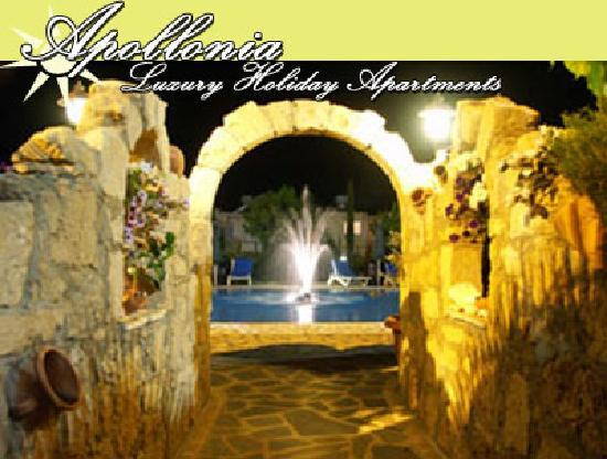 Apollonia Holiday Apartments: Welcome to Apollonia Luxury Holiday Apartments