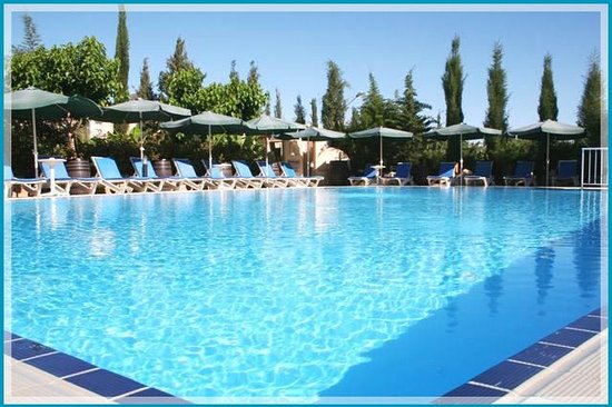 Apollonia Holiday Apartments: Pool