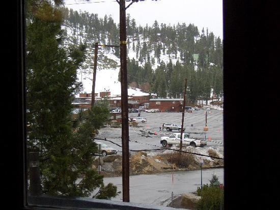 Tahoe Seasons Resort: View from room