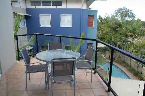 Twin Quays Noosa: Balcony