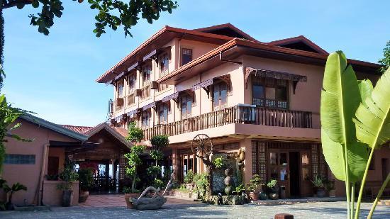 Villa Romana Hotel: Villa Romana, front view