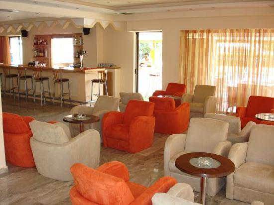 Cleopatra Classic Hotel: lounge of Cleopatra Classic after rennovation