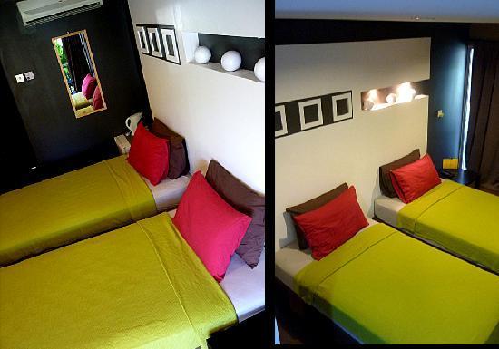 The Cabin Langkawi: room
