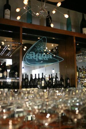 Beaufort, NC: Aqua's Wine & Martini Bar