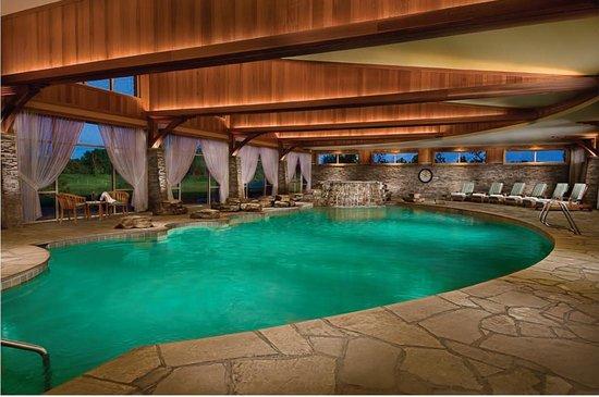 The Lodge at Turning Stone : Lodge Pool