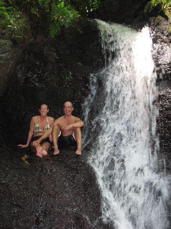 Hotel Las Caletas Lodge : Hike to Waterfall at Rio Claro