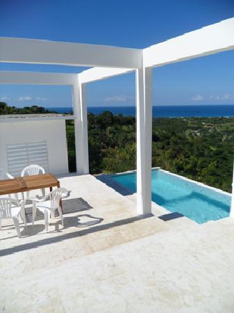 360 Vieques : la terrasse...photo ideale