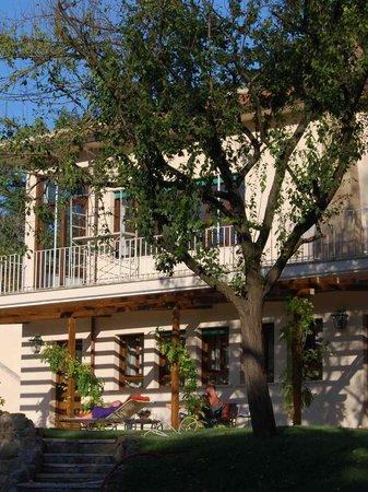 Villa Magnolia Relais: Villa front view