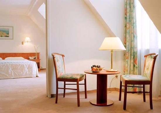 Asam Stadthotel: Junior Suite