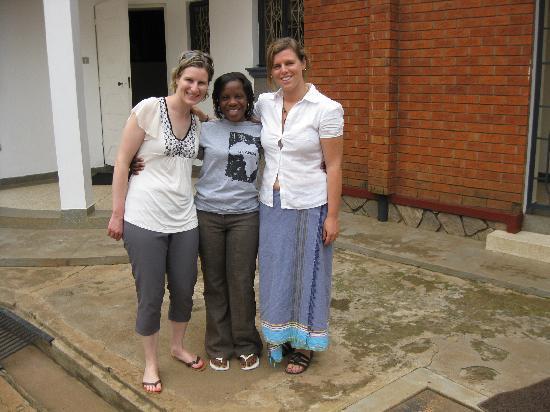 Adonai House: Rachel, my sister & I