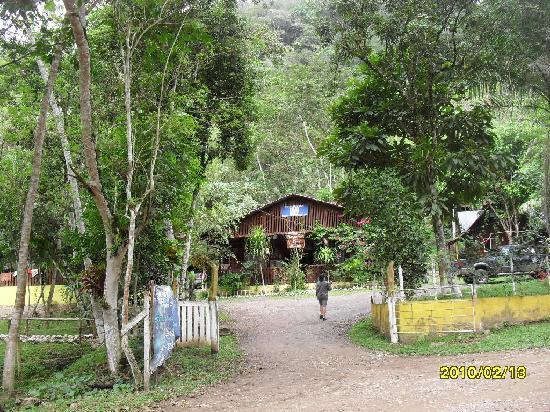 Semuc Champey, Guatemala: Las Marias entrance