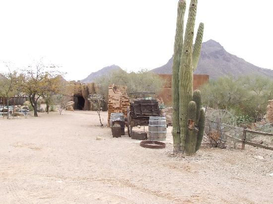 Old Tucson: Sight seen in a lot of movies