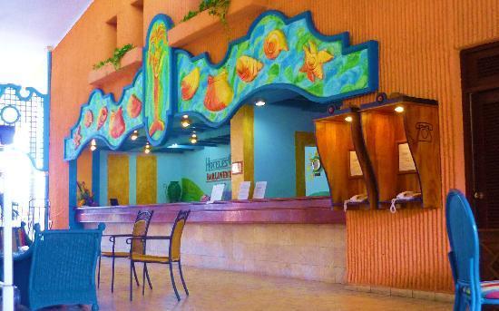 Hotel Roc Barlovento: Barlovento Lobby