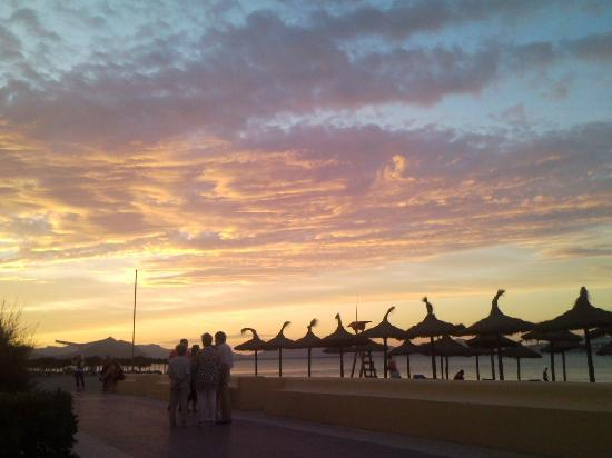 The Sea Hotel by Grupotel: View from the promenade