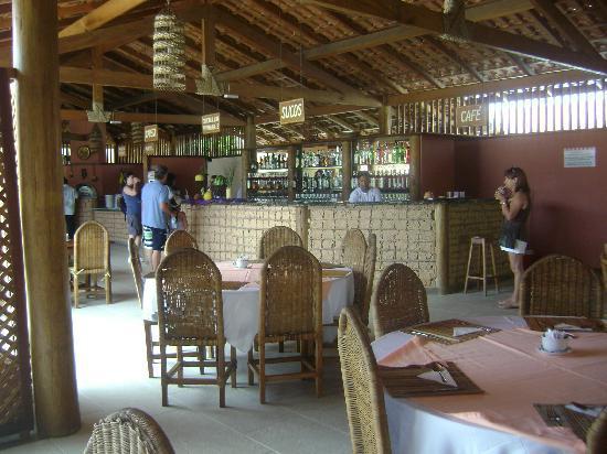 Resort La Torre: SUCOS, CAPETA PIZZA MARGARITA!!
