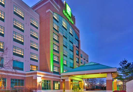 Welcome To Holiday Inn Oakville @ Bronte