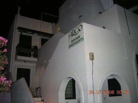 Hotel Argo: the hotel