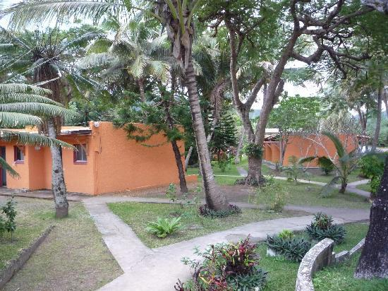 Bourail, New Caledonia: les bungalows