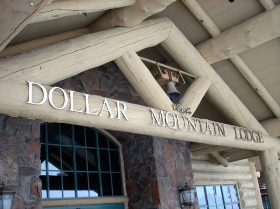 Dollar Mountain: Home of the Snowboarding venue for the Special Olympic World Winter Games