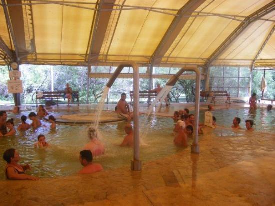 San Clemente del Tuyu, Αργεντινή: Un hidro-masaje espectacular!