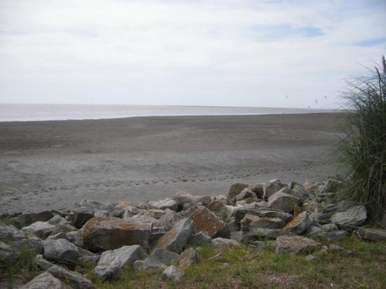 San Clemente del Tuyu, Argentina: Cangrejal de la Bahia Escondida