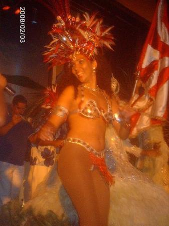 Club Med Rio Das Pedras: GAROTAS DEL CARNAVAL DE RIO