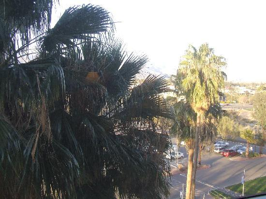 Hilton Tucson East: View from 540