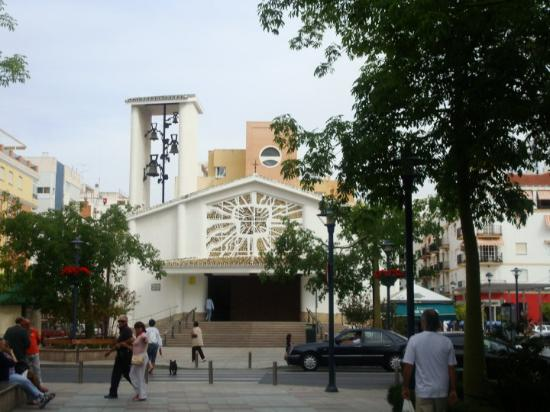 ตอร์เรเดลมาร์, สเปน: Iglesia de Torre del Mar